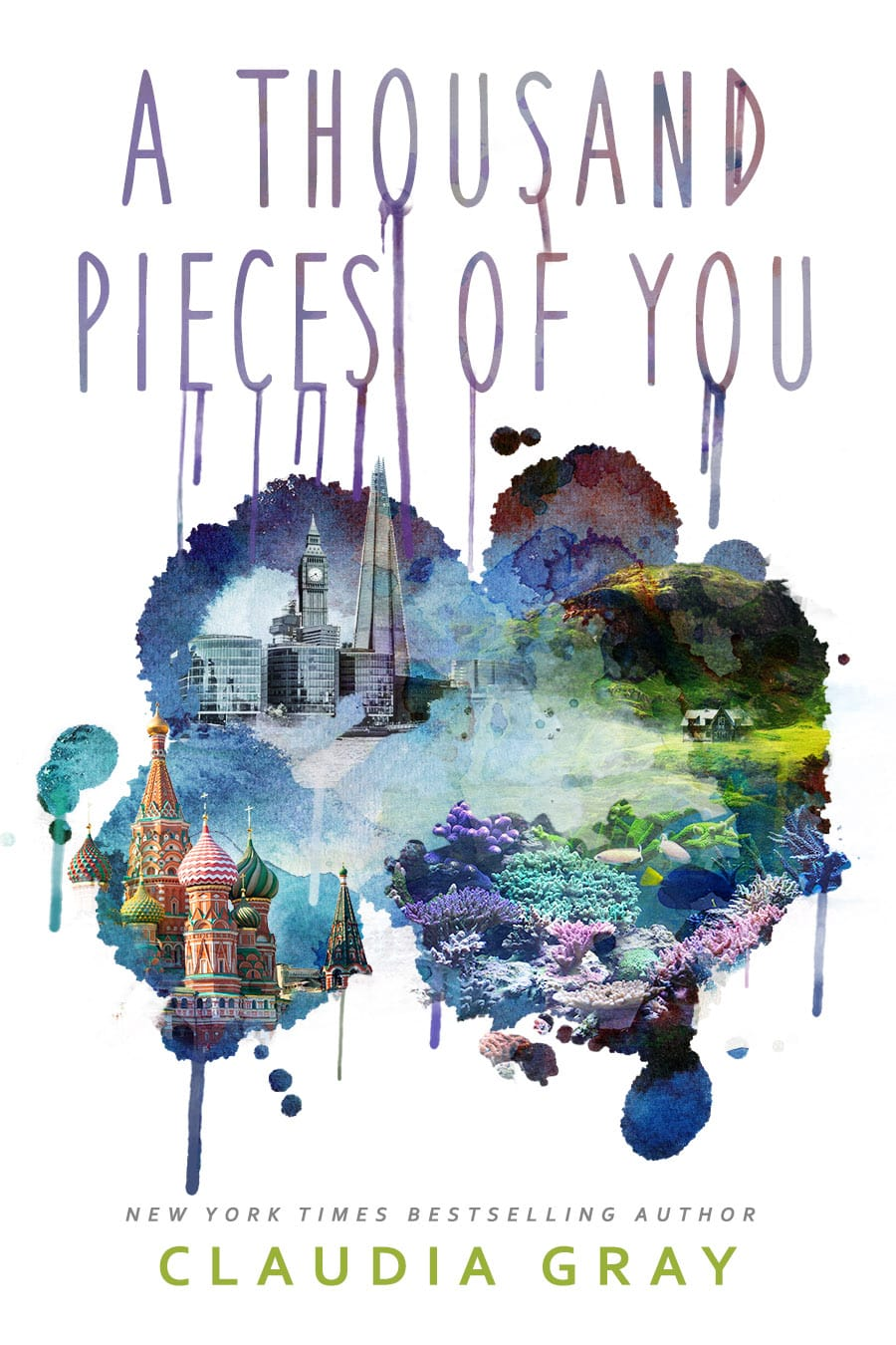 A Thousand Pieces of You Concept Cover 1