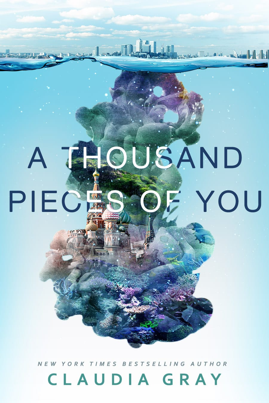 A Thousand Pieces of You Concept Cover 2