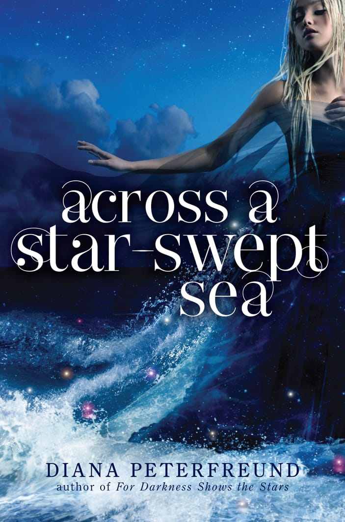 Cover reveal and interview: Across a Star-Swept Sea