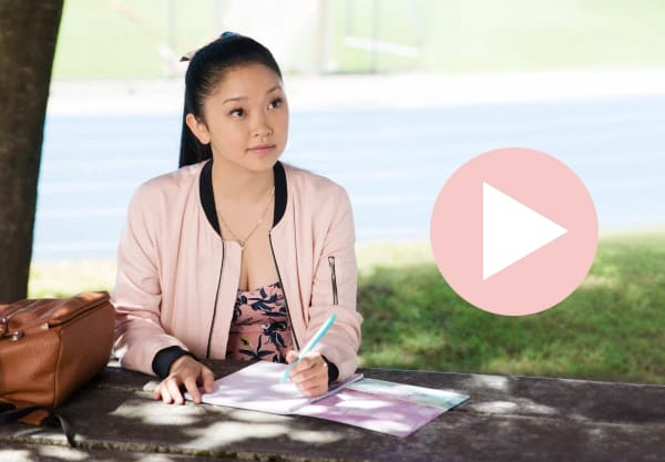 The 'To All The Boys I've Loved Before' Trailer Is Giving Us Total Heart Eyes