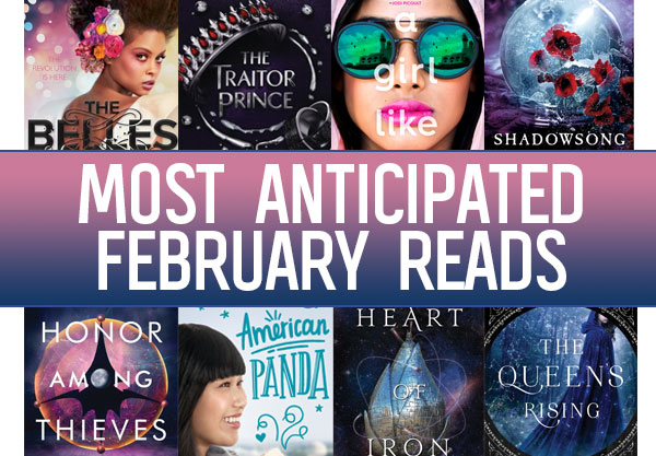 The 17 Most Anticipated YA Books to Read in February