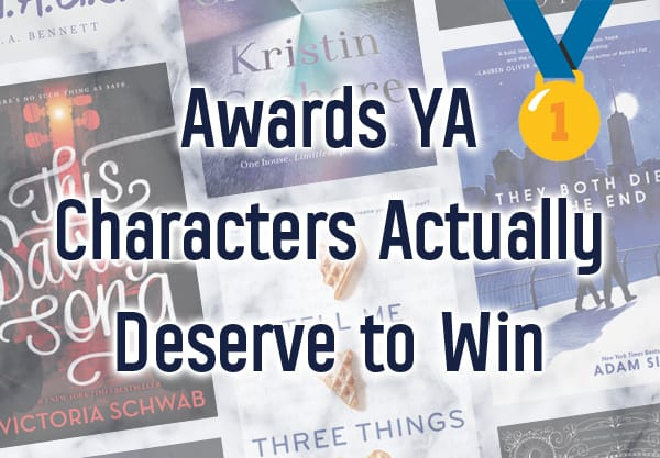 12 Obscure Awards That YA Characters Actually Deserve to Win
