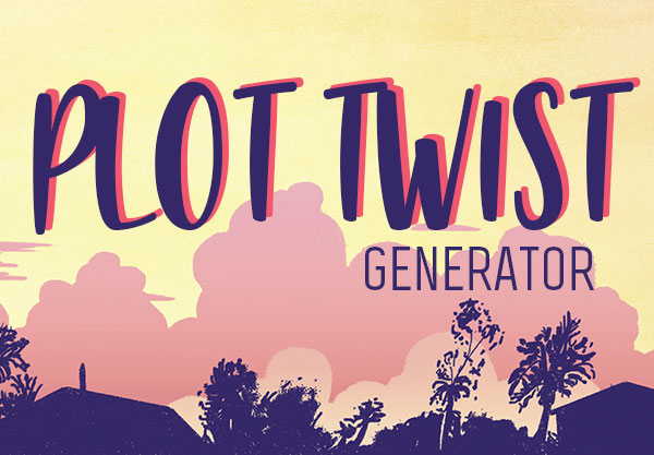 Take Your Story in a New Direction with Our Plot Twist Generator