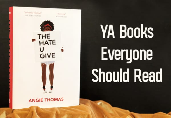 5 Young Adult Books Everyone Should Read Before They Die