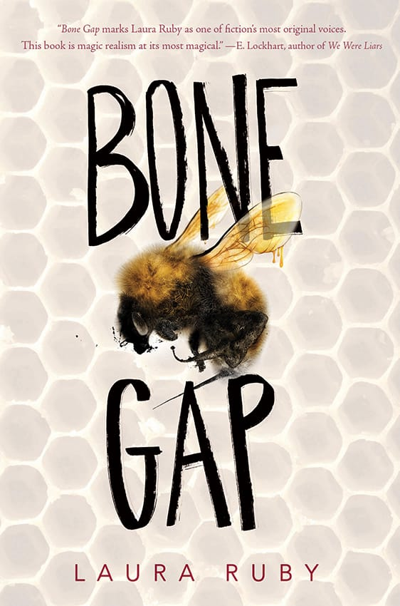 Bone Gap by Laura Ruby -  The 29 Best YA Book Covers of 2015 as Chosen by Epic Reads Designers