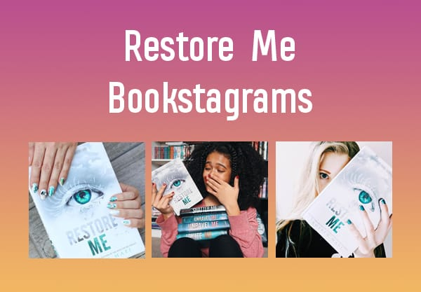 These Restore Me Bookstagram Shots Will Restore Your Faith in Humanity