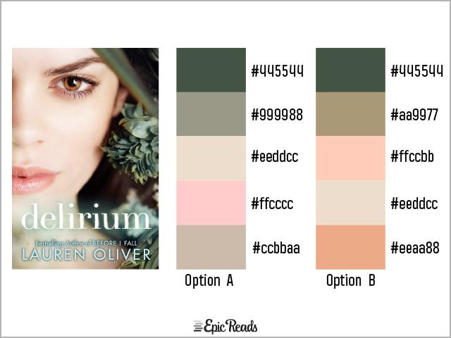 Delirium color palette