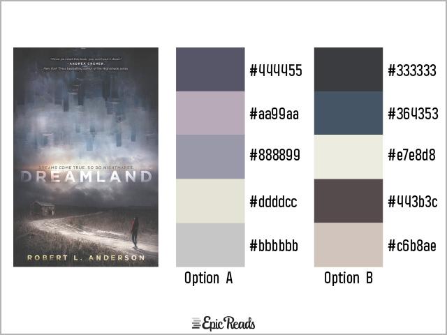 Dreamland color palette