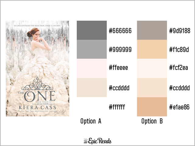 The One color palette