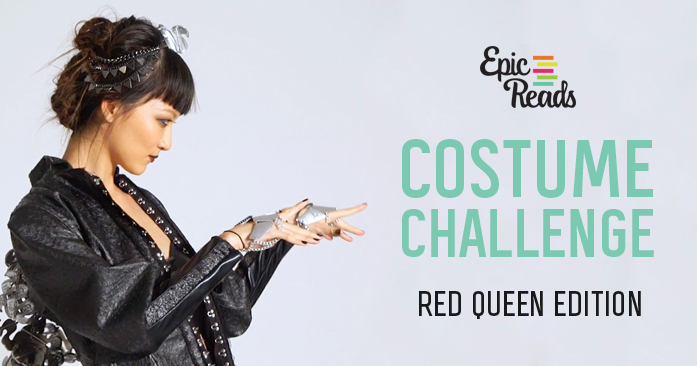 We Re Obsessed With The Red Queen Costume This Designer Created For Our Challenge