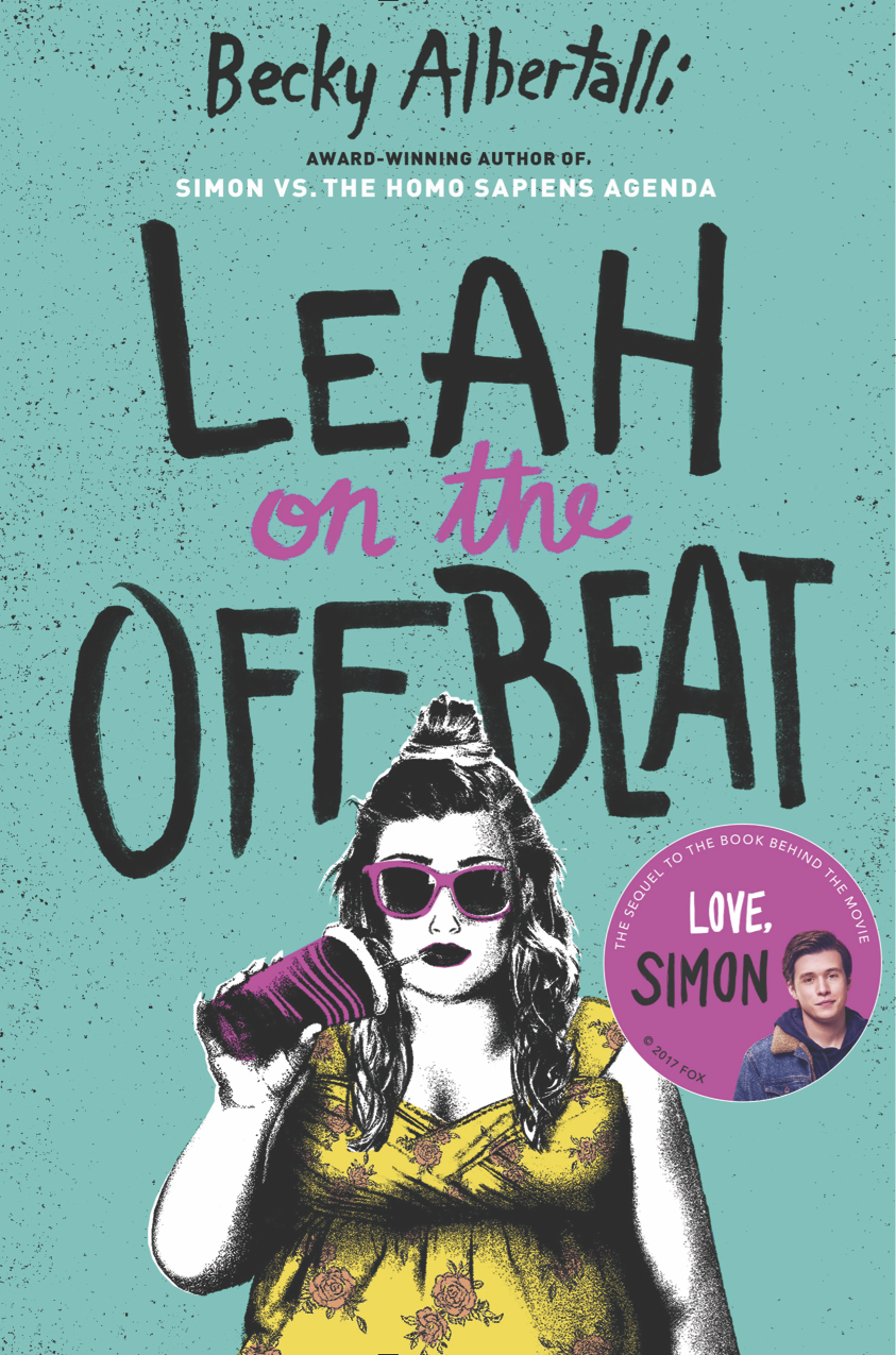 Image result for leah on the offbeat cover