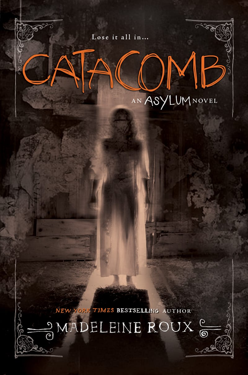 Cover Reveal: CATACOMB by Madeleine Roux