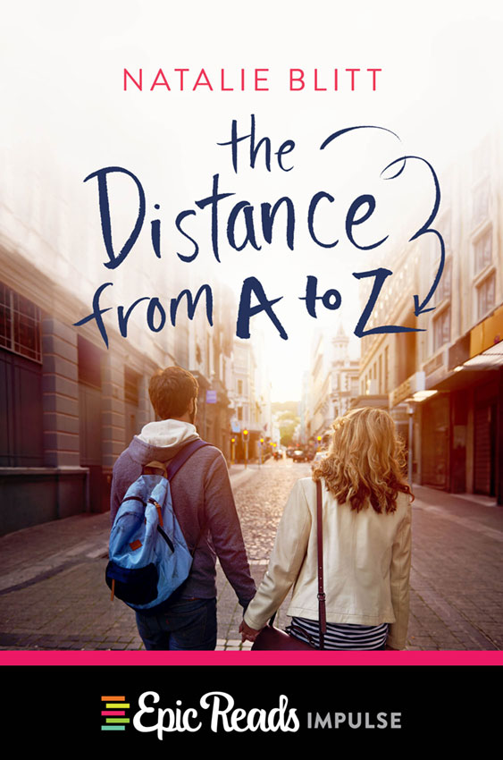 THE DISTANCE FROM A TO Z by Natalie Blitt