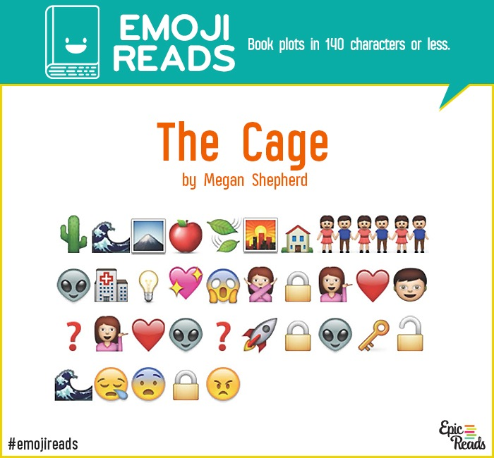 The Cage in Emojis