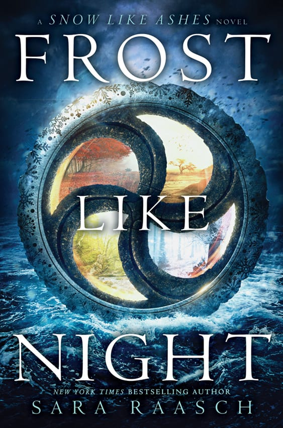 FROST LIKE NIGHT by Sara Raasch - on sale September 20, 2016