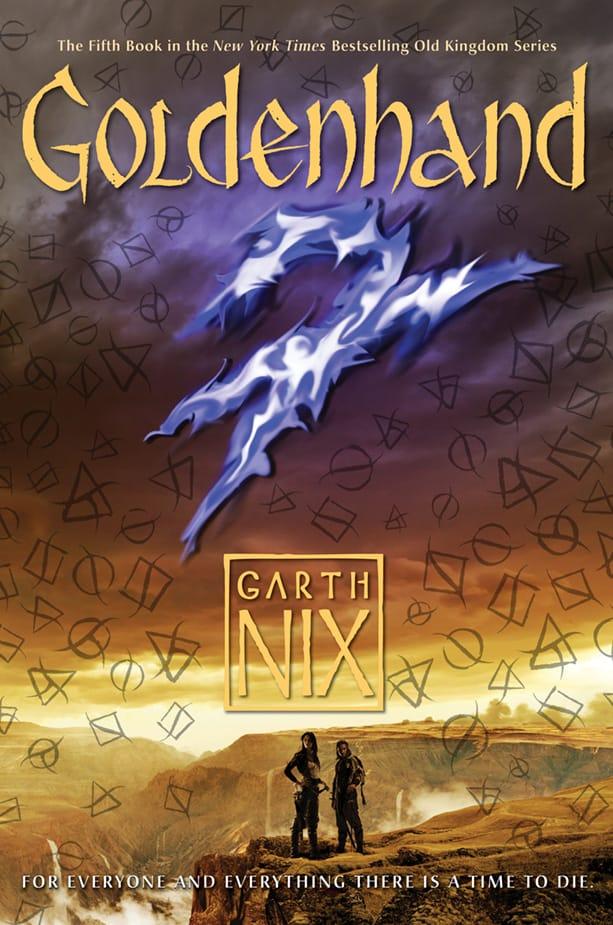 Goldenhand by Garth Nix - on sale October 11, 2016