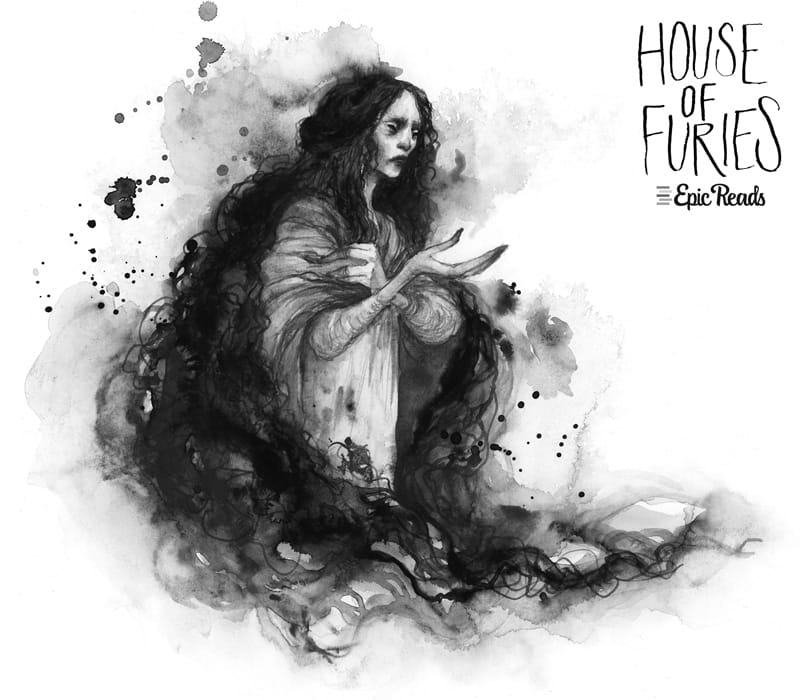 Read The First Six Chapters Of House Of Furies By Madeleine Roux