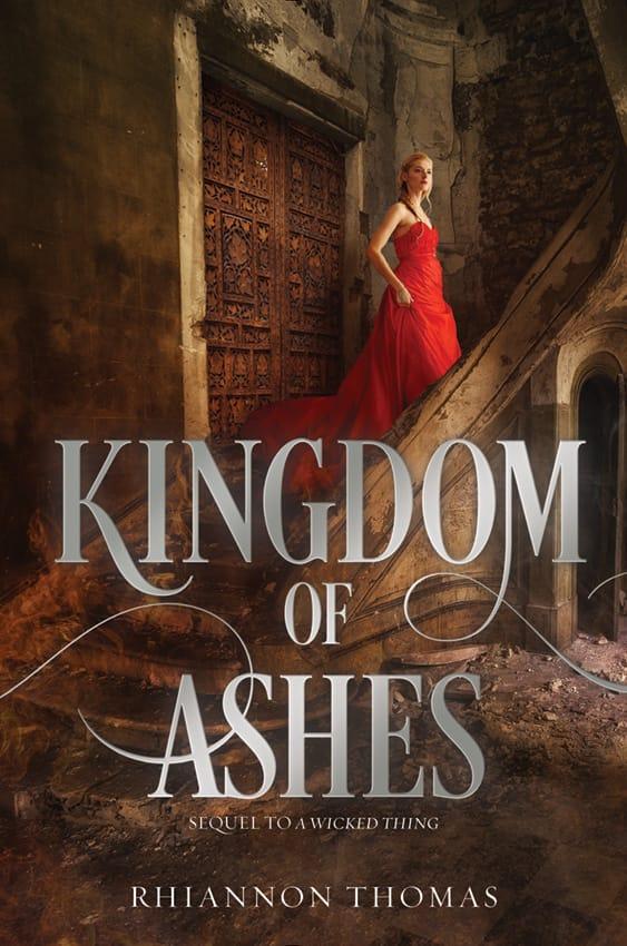KINGDOM OF ASHES by Rhiannon Thomas