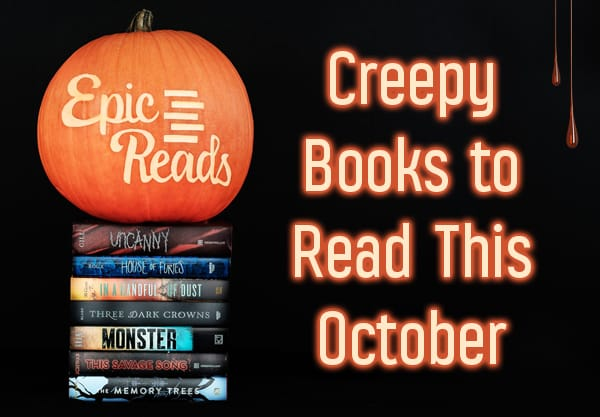 13 Creepy Books to Read For This October's Halloween Season