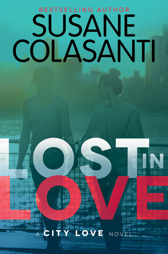 LOST IN LOVE by Susane Colasanti - on sale May 3, 2016
