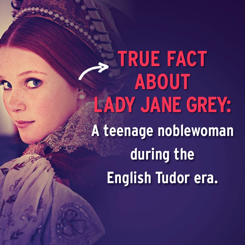 True Facts About Lady Jane Grey - Epic Reads