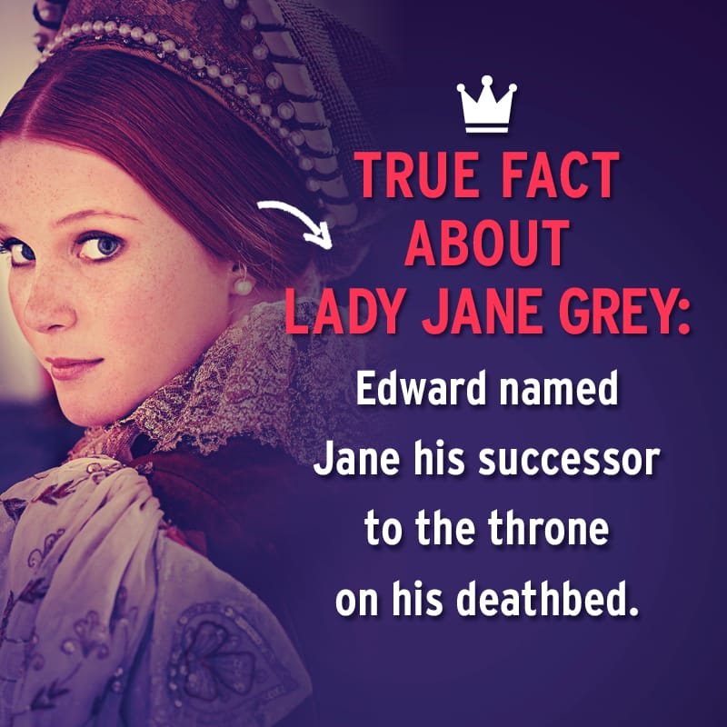Completely True Facts About Lady Jane Grey - Epic Reads