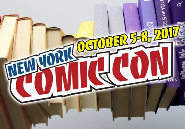 Epic Reads at New York Comic Con 2017