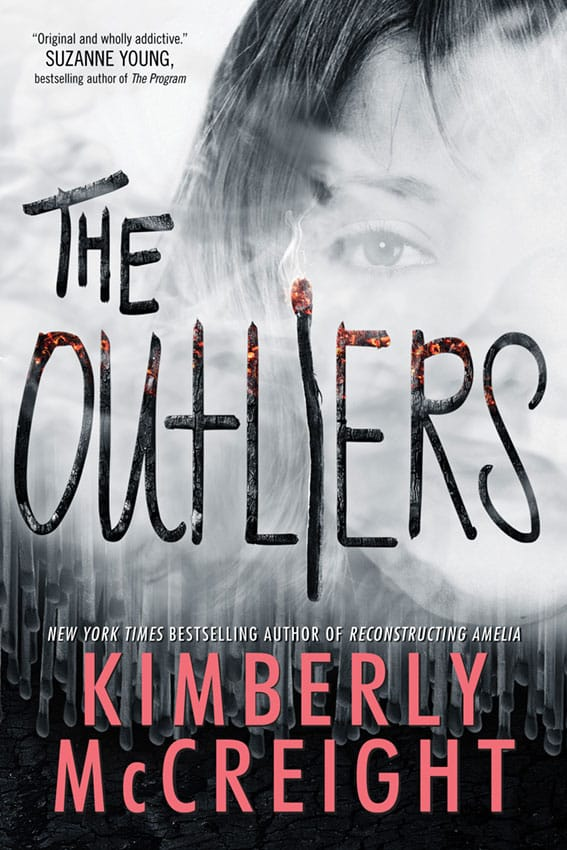 THE OUTLIERS by Kimberly McCreight - on sale May 3, 2016