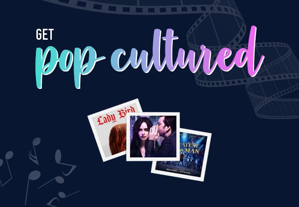 Get Pop Cultured With Book Recs for Black Panther, Queer Eye, & More!
