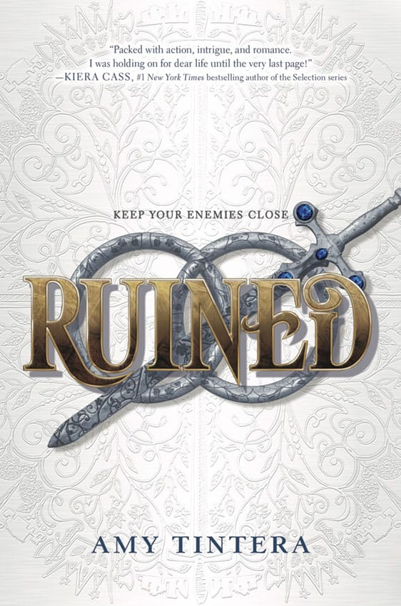 RUINED by Amy Tintera - on sale May 3, 2016