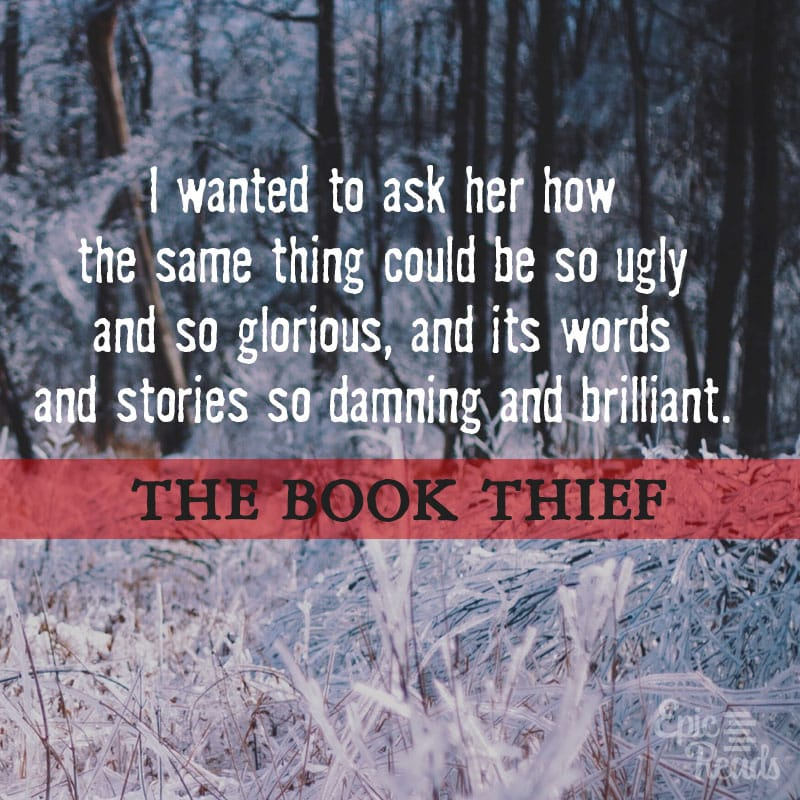 the book thief quote incredibly sad quotes that will give you feelings