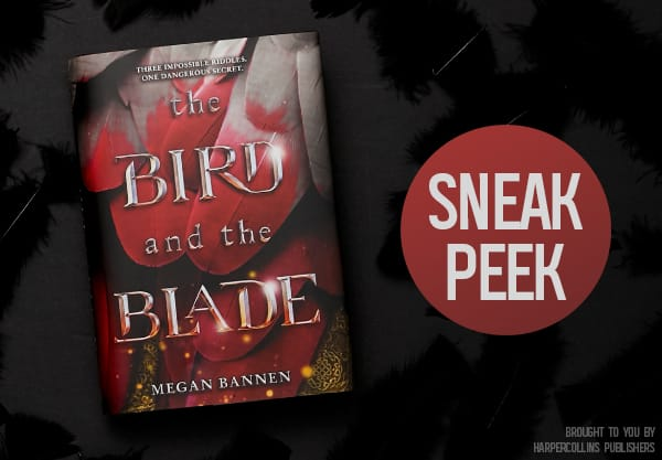 Read the First 2 Chapters of The Bird and the Blade by Megan