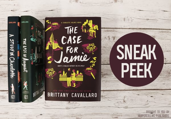 Read the First 3 Chapters of The Case for Jamie