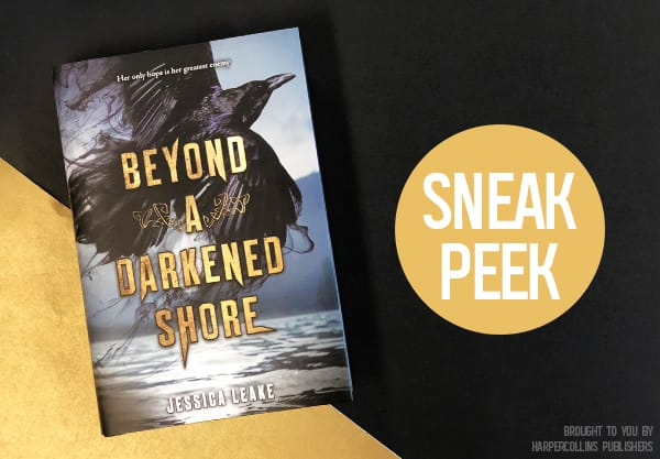 Read the First 2 Chapters of Beyond a Darkened Shore