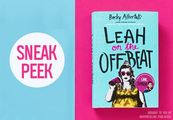 Read an Exclusive Excerpt of Leah on the Offbeat