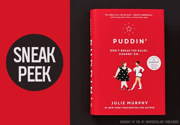 Read the First 4 Chapters of Puddin', the Powerhouse Companion to