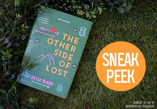 Read the First 8 Chapters of The Other Side of Lost