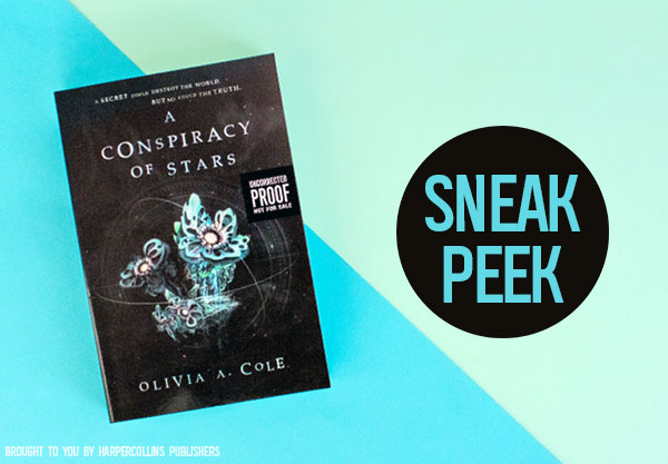 Read the First Two Chapters of A Conspiracy of Stars!