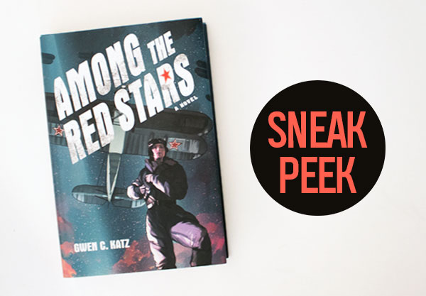 Read the First 3 Chapters of Among the Red Stars