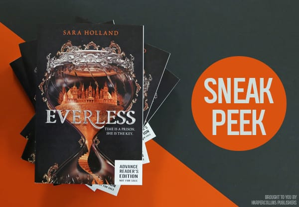 Read an Exclusive Excerpt of Everless