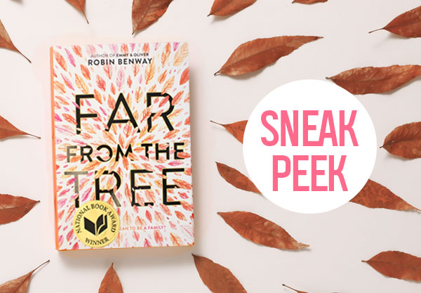 Read the First Three Chapters of Far From the Tree!