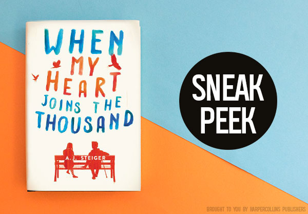 Read the First 4 Chapters of When My Heart Joins the Thousand!