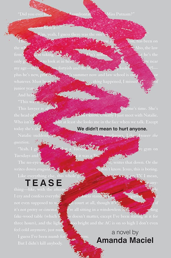 Tease Cover Reveal via @EpicReads