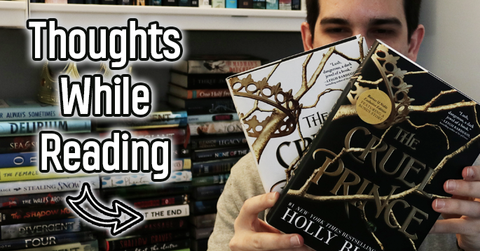 234 Thoughts I Had While Reading The Cruel Prince by Holly Black