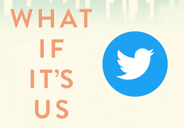 The What If It's Us Cover Dropped and Twitter Pretty Much Lost Its Mind