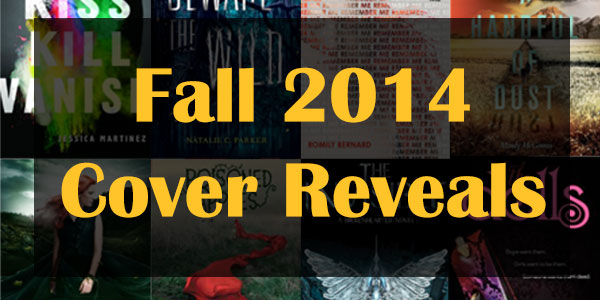 Fall 2014 Cover Reveals of HarperTeen books via @EpicReads