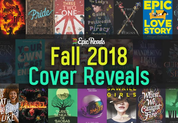 The Official List Of Harper S Fall 2018 Ya Book Covers And Reveals