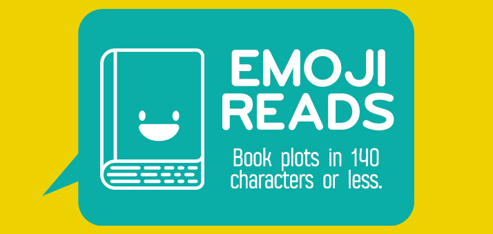 Epic Reads presents #EmojiReads: Book plots in 140 characters or less