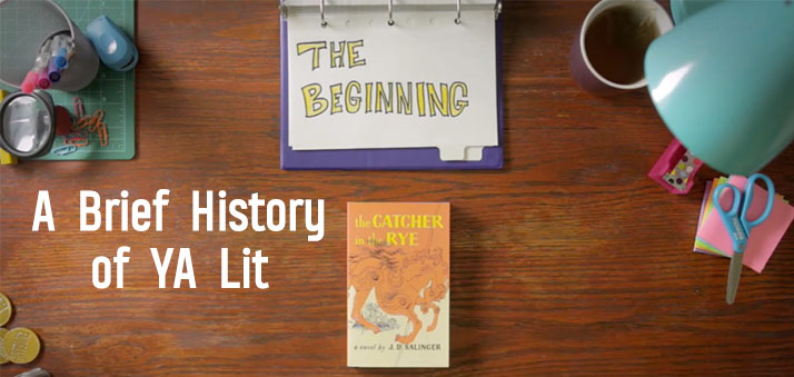 Watch the Epic Reads video: A Brief History of YA
