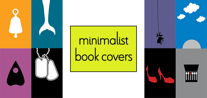 20 Minimalist YA Book Covers by Epic Reads